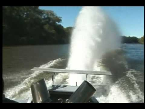 Gas Turbine Boat