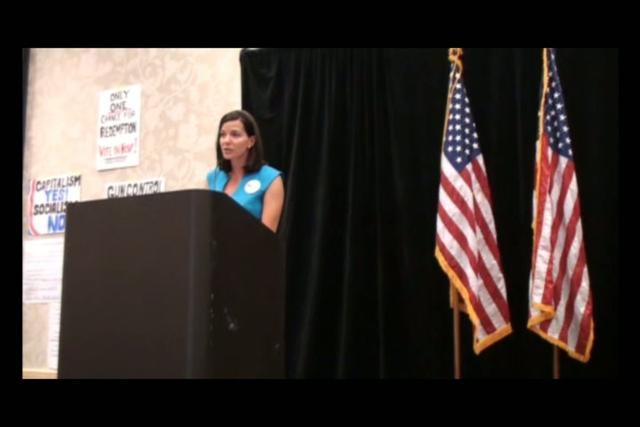 Candidate Michelle Ugenti's Immigration Speech