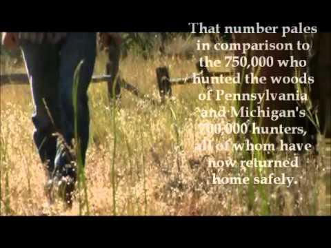 The  world's largest army...America's hunters