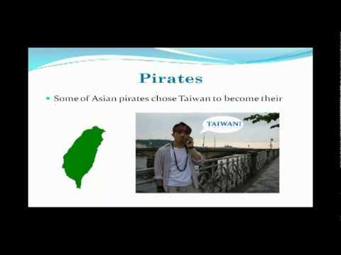 2009 Taiwan Presentation (Taiwan History)