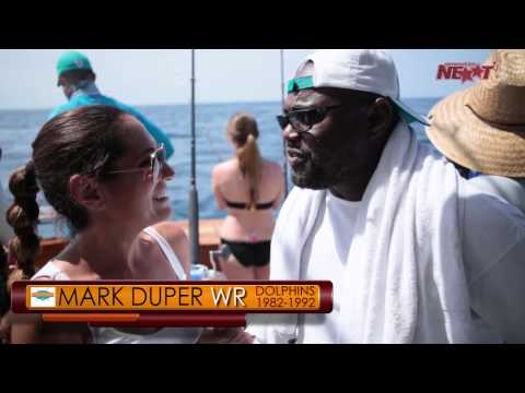 "Miami Dolphins' 2014 ""Fins Up"" Deep Sea Fishing Tournament"