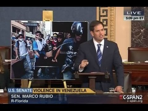 Marco Rubio destroys Tom Harkin's fawning love of Cuban, Venezuelan communists