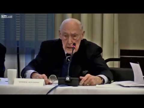 Admiral Ret James Lyons on Islam as a threat doctrine