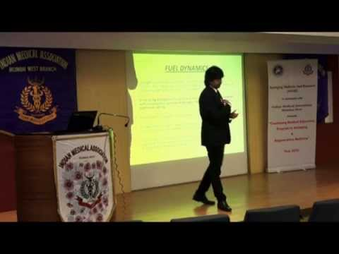Dr Deepak Chaturvedi on Body Fuel Dynamix Part 1