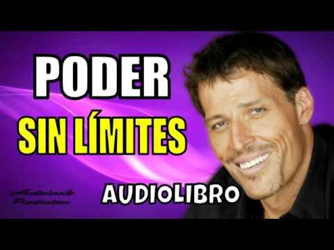 AUDIO LIBROPODER SIN LIMITES   Anthony Robbins   Audiolibro