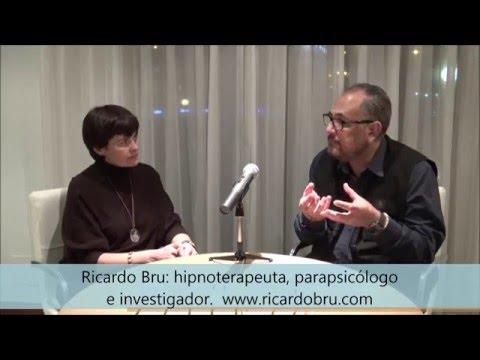 Aprende Artes Adivinatorias y Parapsicología Aplicada a la Terapia por Ricardo Bru