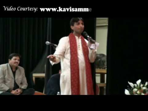 Dr Kumar Vishvas's New Poetry in USA www.kumarvishwas.com