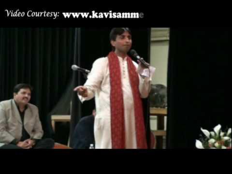 Dr Kumar Vishvas's New Poetry in USA www.kumarvishwas.com