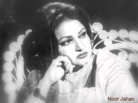 Hum se badal gaya woh nigahein - original (Noor Jahan)