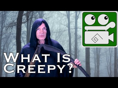 What is Creepy? Vinculo Productions #creepy