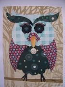 Pattern the Wishing Well Owl