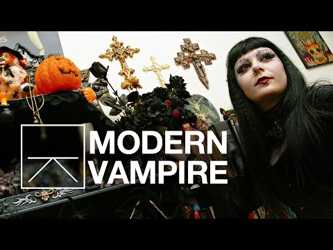 How These People Are Trying To Be Modern Vampires