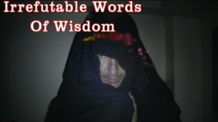 Phone Sax-Irrefutable Words Of Wisdom