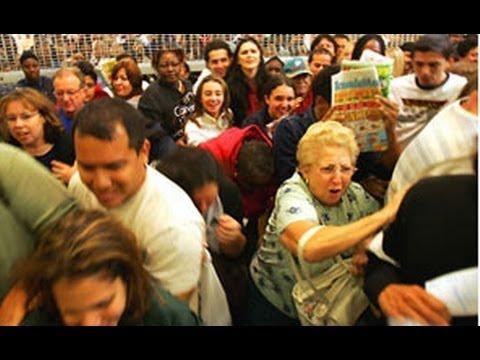 Black Friday Shopping Prank