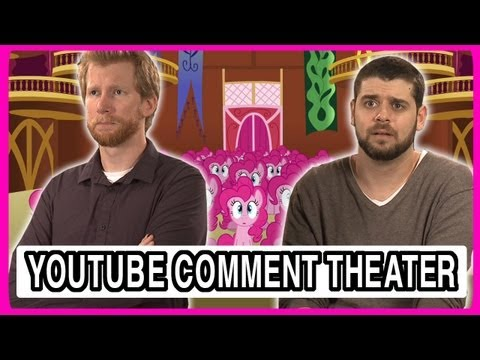 My Little Pony - Too Many Pinkie Pies - YouTube Comment Theater