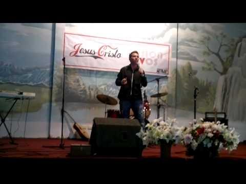 JAVIER ORDIZ EN EL MONTE CALVARIO (vivo)