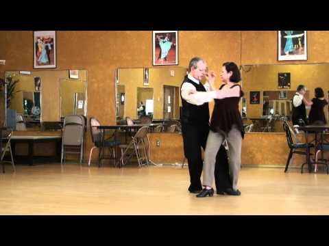 Argentine Tango Lecture 26, Followers Gancho Exercise
