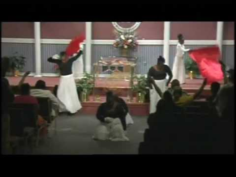 We Need the Fire GDFWC Praise Dancers