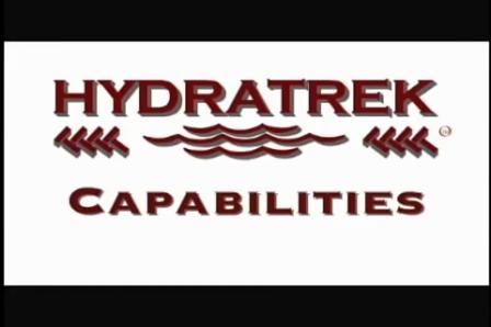 Hydratrek Rescue Operation Vehicle