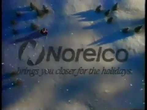 Norelco Christmas Ad