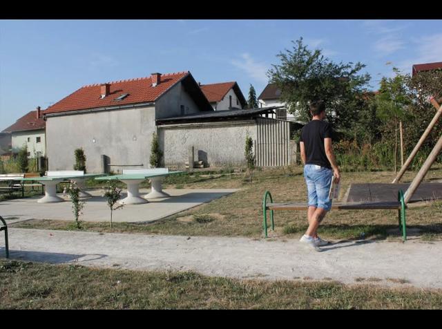 Lopta u parku