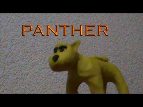 Sleepy Panther By Jorge Omar E. C.