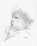 Little Girl sketch