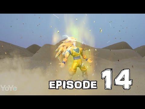 YoYo Stop Motion | Final Fighters : Dragon Ball Legend S01E14——斗魂无双第一季:龙珠传说 第十四集