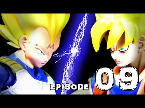 YoYo Stop Motion | Final Fighters : Dragon Ball Legend S01E09——斗魂无双第一季:龙珠传说 第九集