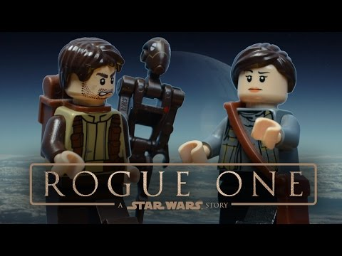 LEGO Star Wars: Rogue One - Never Tell Me The Odds!