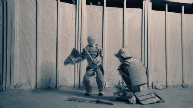 Paper Soldiers - short