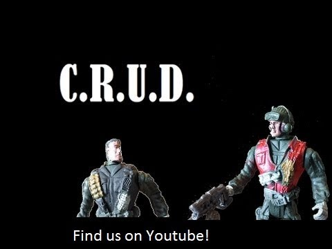 C.R.U.D. Episode 5: Something hiding in the shadows