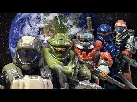 The Last Colony Part One (Halo Mega Bloks short film)