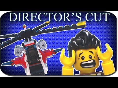 LEGO Chopper Attack! - Directors Cut