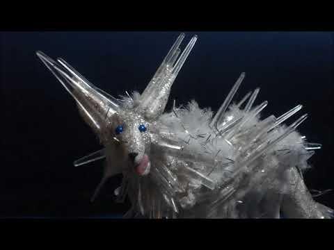 Star Wars Vulptex, Crystal fox amateur stop motion animation