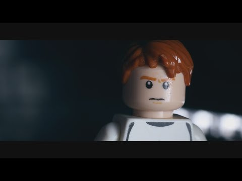LEGO Star Wars-The Escape Route part 1