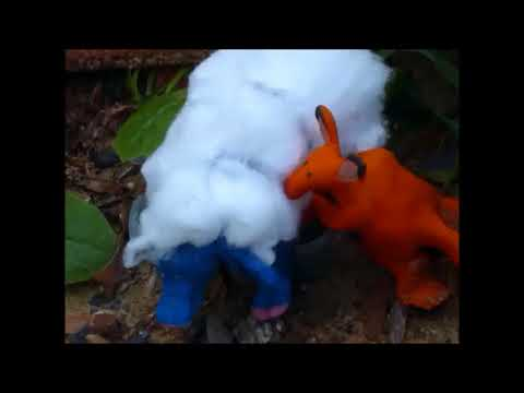 Qué son los Oink-Baa? Documental El Libro de los Xiyos (outdoors clay animation) English subtitles