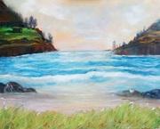 Painting for Ramona