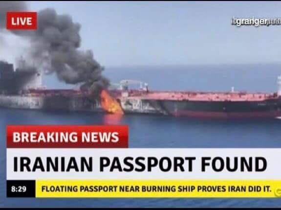iranianpassportfound