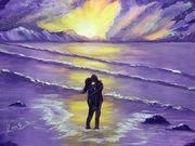 Lover's Sunset