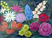 Floral Playtime.