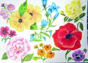 Floral playtime again !!