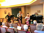 Fiddle recital