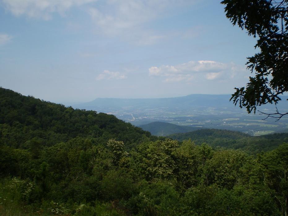 The Shenandoah Valley of Virginia