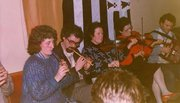 Trades Club music session - 1976