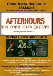 ~ Afterhours ~ The Bothy Band Tribute Band