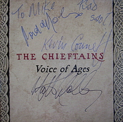 The Chieftains, Sheffield, 6thJune 2012