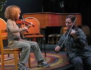 Dual fiddles