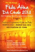 Ballydehob Trad Fest Brochure