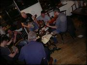Drop The Floor in Session at The Irwell Works Brewery